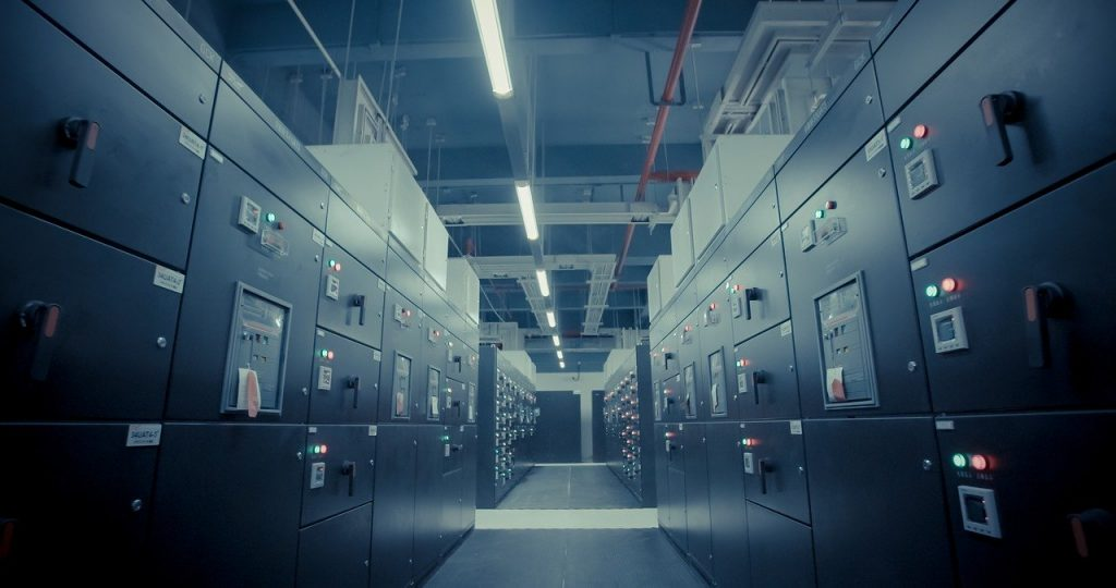 electrical, data center, electrical cabinet